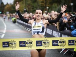 Manchester Half Marathon, 10 October