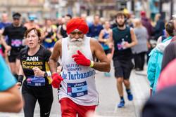 Manchester Marathon, 10 October