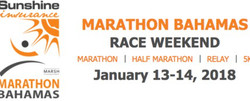 Marathon Bahamas 2018 - Marathon and Half Marathon