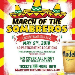 March of the Sombreros