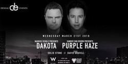 Markus Schulz & Sander Van Doorn Present Dakota & Purple Haze