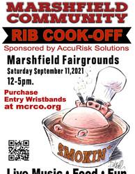 Marshfield Community Rib Cook-Off