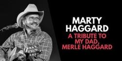 Marty Haggard - A Tribute to My Dad, Merle Haggard - Paris