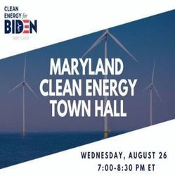 Maryland Clean Energy Town Hall