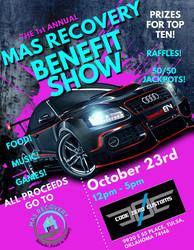 Mas Recovery Benefit Car Show