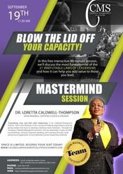 Mastermind Session - Laws of Leadership