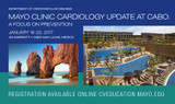 Mayo Clinic Cardiology Update at Cabo: A Focus on Prevention