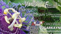 Maypop Music And Arts Festival 2018