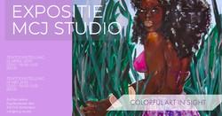 Mcj Studio Expositie - Colors In Sight