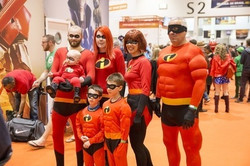 Mcm Ireland Comic Con 1 - 2 July 2017