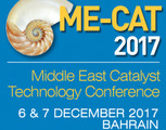 Me-cat 2017 Middle East Catalyst Technology Conference
