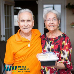 Meals on Wheels South Florida's Delivering Hope Campaign