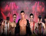 Men Show Live - Rebels Honky Tonk, Houston, Tx