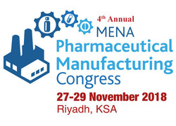 Mena Pharmaceutical Manufacturing Congress