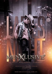 Menxclusive You're Invited - Melbourne 18 Apr