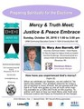 Mercy & Truth Meet; Peace & Justice Embrace