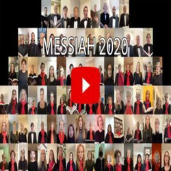 Messiah 2020 Free Virtual Concert