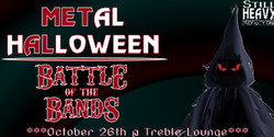 Metal Halloween: Battle of the Bands