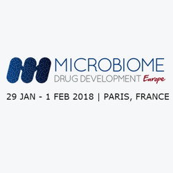 Microbiome Drug Development Summit Europe Paris 2018