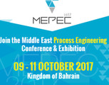 Middle East Process Engineering Conference & Exhibition (mepec) 2017