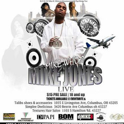 Mike Jones Live Who ??? Mike Jones
