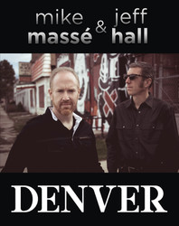Mike Masse and Jeff Hall in Denver - Epic Acoustic Classic Rock