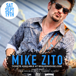 Mike Zito Live at Brauer House - One Night Only!