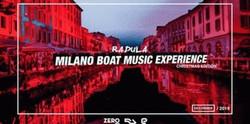 Milano Boat Music Experience // Christmas Edition Pubblico - Orga