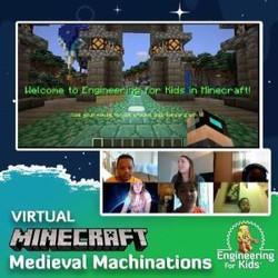 Minecraft Java Challenge (Ages 8 -12yrs)