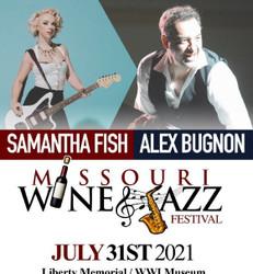 Missouri Wine and Jazz/Blues Festival 2021