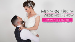 Modern Bride Wedding Show, January 25 and 26, 2020