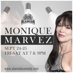 Monique Marvez Live at the Alameda Comedy Club