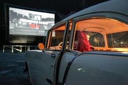 Moonlight Drive-in Cinema Castleford