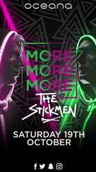 More More More w/ The Stickmen