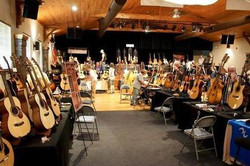 Mountain Acoustics Luthier Invitational, May 22, 23, 24, 2020 Burnsville Nc