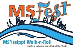 Ms Fest! MS'issippi Walk - N - Roll