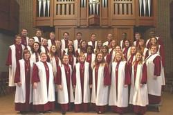 Music lovers! Music on Market Presents Lenoir-Rhyne acappella choir, free!
