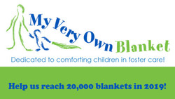 My Very Own Blanket: 20th Anniversary Celebration and Fundraiser