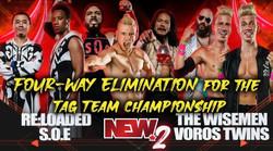 Nation Extreme Wrestling: New 2