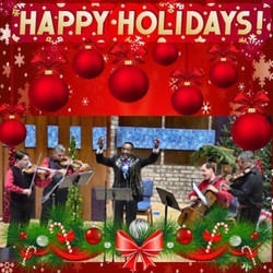 National Chamber Ensemble - Happy Holidays!