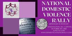 National Domestic Violence Rally