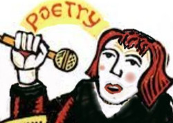 National Poetry Month--two In-person Open Mic Events, April 17 Ormond Beach, and April 24 DeLand
