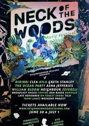Neck Of The Woods // A Neighbourhood Sessions Music Festival