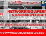 Networking Aperitif & Business Speed Date