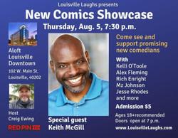 New Comics Showcase