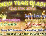 New Year Blast