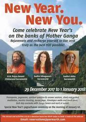 New Year Yoga Retreat!