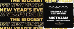 New Year's Eve 2019 with Bbc Radio 1's Mistajam
