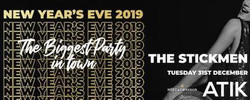 New Years Eve ft. The Stickmen