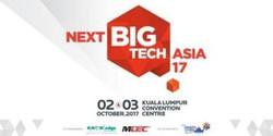 Next Big Tech Asia 17 - An Anchor Event of Big Data Week